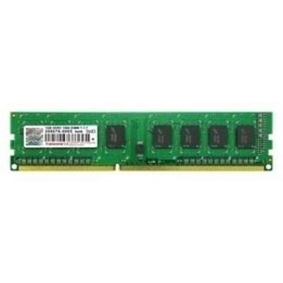 Transcend 1GB, DDR3, PC3-10664, 204Pin DIMM, CL9, 128Mx8 RAM-geheugen