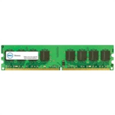 Dell RAM-geheugen: 32 GB gecertificeerde, geheugenmodule — 2Rx4 DDR4 RDIMM 2133MHz - Groen