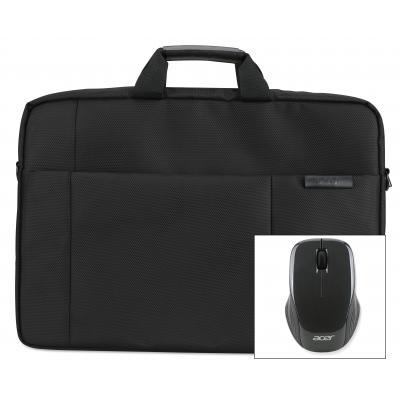 "Acer laptoptas: Options Pack 17"" Care Basic A - Zwart"