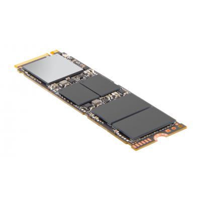 Intel SSD: SSD 760p - Zwart