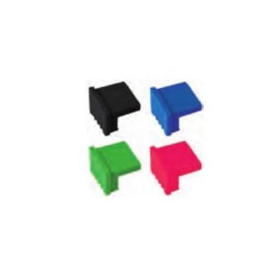 Retex Corner pieces Rack toebehoren - Blauw