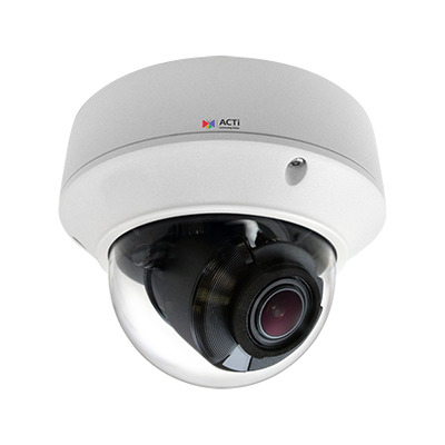 ACTi Z83 IP-camera's