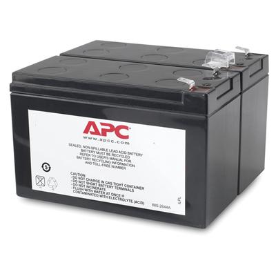 APC Batterij Vervangings Cartridge RBC113 UPS batterij - Zwart