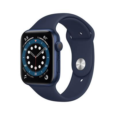 Apple Watch Series 6 40mm 32GB aluminium Deep Navy Blue Smartwatch
