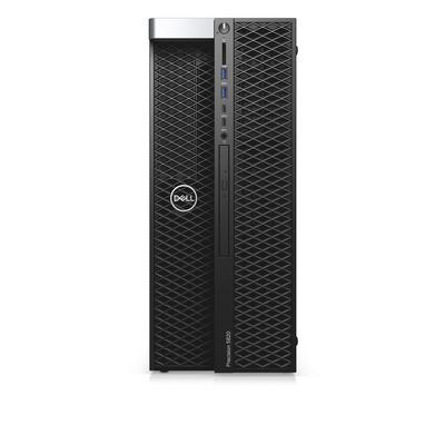 Dell pc: Precision 5820 - Zwart