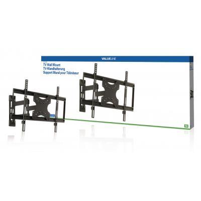König hardware: Valueline, TV-muurbeugel draai- en kantelbaar 42 - 65'/107 - 165 cm 50 kg