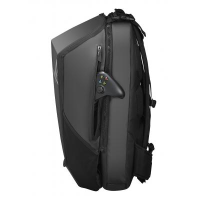 ASUS Ranger 2-in-1 laptoptas - Zwart