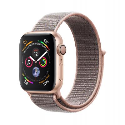 Apple Series 4 Rose Gold Aluminium 40mm smartwatch