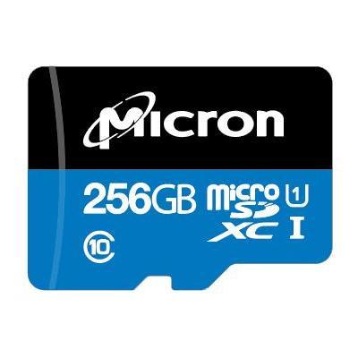 Micron Industrial Flashgeheugen - Zwart, Blauw