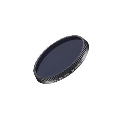Walimex camera filter: ND, 40mm, F-Stop -5 - Zwart, Transparant