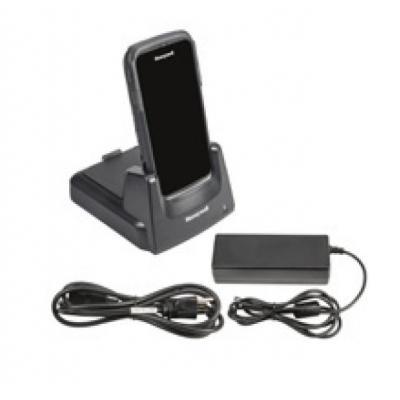 Honeywell HomeBase, USB Type B / Type A Oplader - Zwart