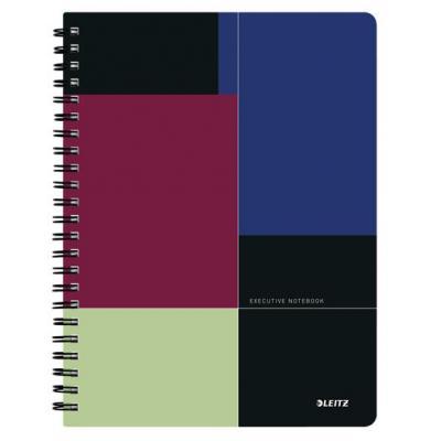 Leitz schrijfblok: A4, 80 sheets, 90 gsm - Multi kleuren