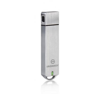 Ironkey USB flash drive: S1000 - Zilver