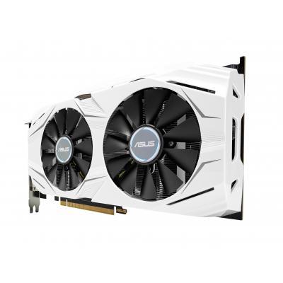 Asus videokaart: NVIDIA GeForce GTX 1060, GDDR5 6GB, PCI Express 3.0, OpenGL®4.5, CUDA Core 1280, 192-bit, 7680 x .....