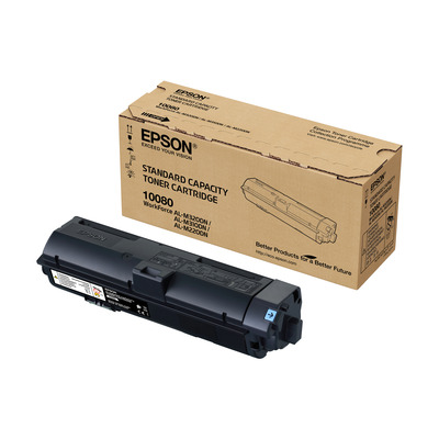 Epson Standard Capacity Cartridge Black Toner - Zwart