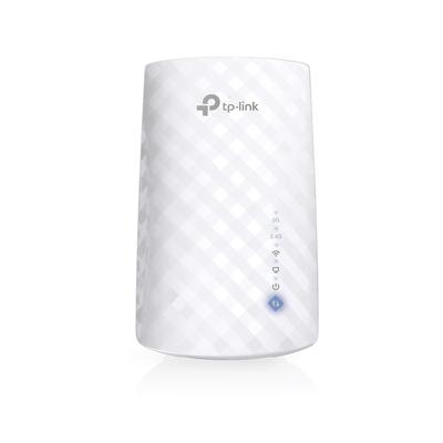 TP-LINK 2.4/5GHz, Wi-Fi, 802.11 a/b/g/n/ac, 7 W, 750 Mbps Netwerk verlenger - Wit