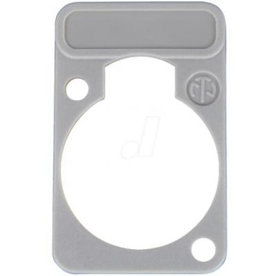 Neutrik : 1.5 mm, Grey - Grijs