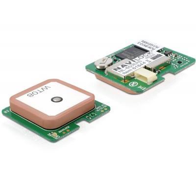Navilock GPS ontvanger module: NL-650ERS - Bruin, Wit