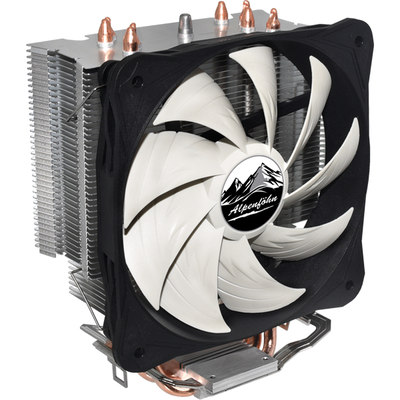 Alpenföhn Ben Nevis Advanced Hardware koeling - Zwart, Zilver