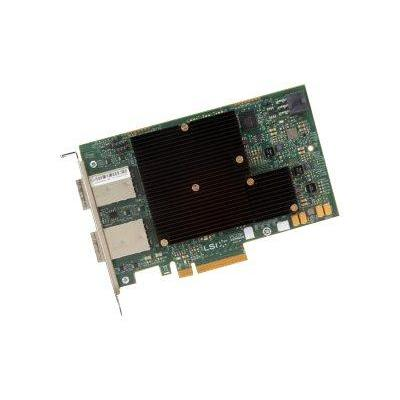 Lenovo N2226 Interfaceadapter - Zwart, Groen, Zilver