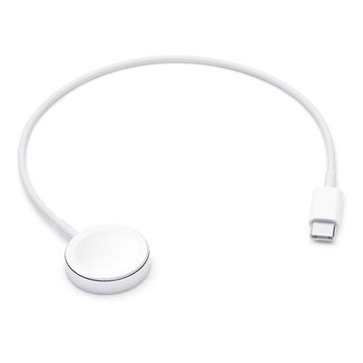 Apple Magnetische oplaadkabel voor Watch USB-C (0,3 m) - Wit