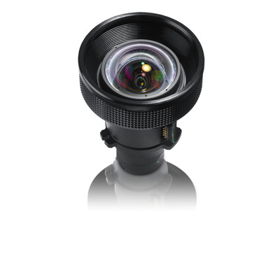 Infocus projectielens: Short Throw Fixed Lens for SP8604, IN5312, IN5314 - Zwart