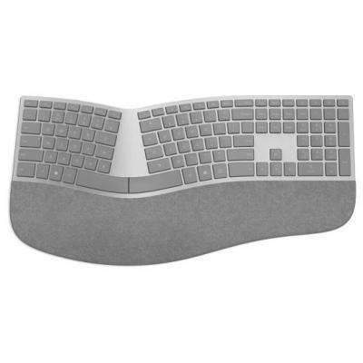 Microsoft 3RA-00005 Qwertz (DE) toetsenbord - Grijs