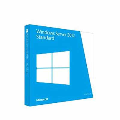 Hewlett Packard Enterprise Windows Server 2012 Standard ROK Besturingssysteem
