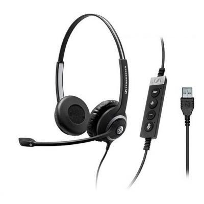 Sennheiser SC 260 MS II Headset - Zwart