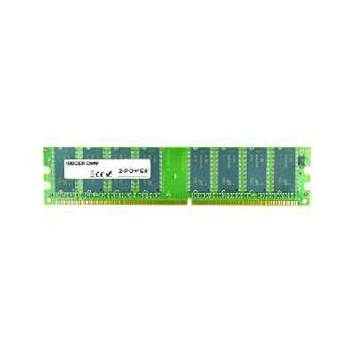 2-power RAM-geheugen: 1GB DDR 400MHz DIMM