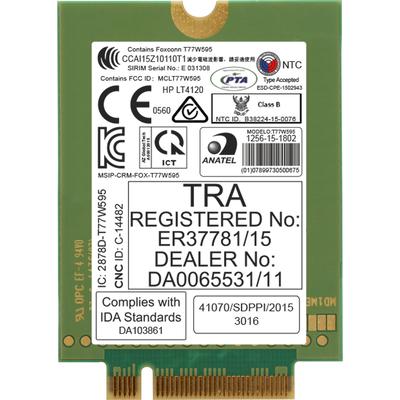 HP lt4120 LTE/EV-DO/HSPA+ WWAN Notebook reserve-onderdeel