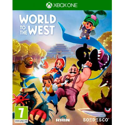 Soedesco game: World to the West  Xbox One