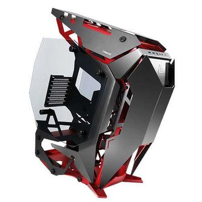 Antec Torque computer case Behuizing - Zwart,Rood