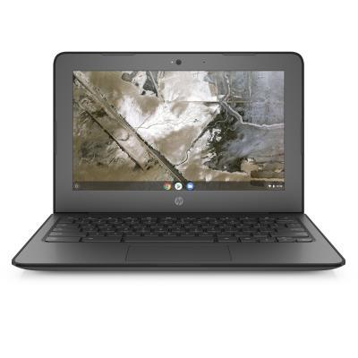Hp laptop: Chromebook 11A G6 EE - Grijs