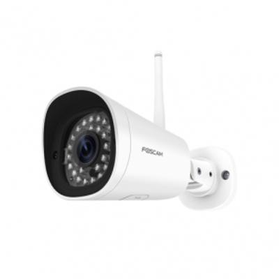 Foscam FI9912P Beveiligingscamera - Wit
