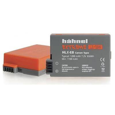 Hahnel HLX-E8 - Grijs, Oranje
