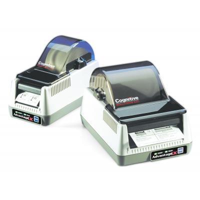 Cognitive TPG Advantage LX Labelprinter - Zwart, Grijs, Wit