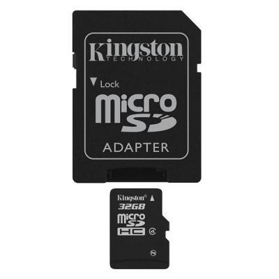 Kingston Technology SDC4/32GB flashgeheugen