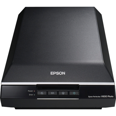 Epson Perfection V600 Photo Scanner - Zwart