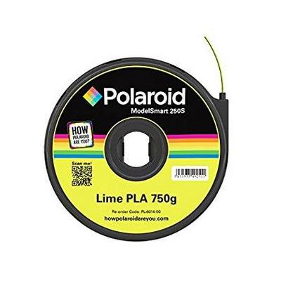 Polaroid 3D printing material: 750g, PLA, Lime