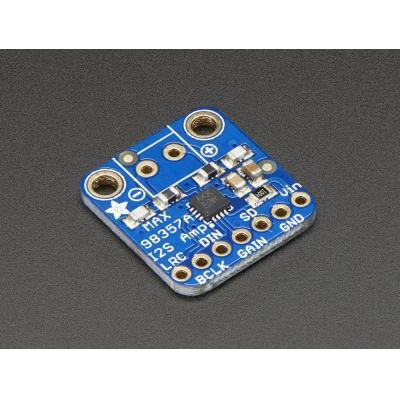 Adafruit : I2S 3W Class D Amplifier Breakout -