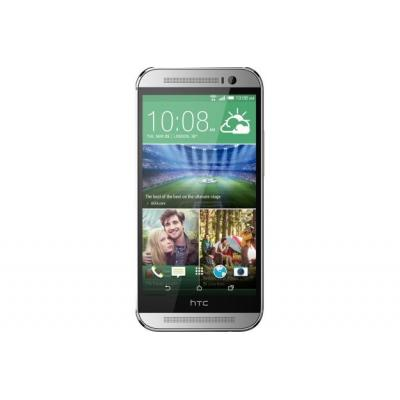HTC smartphone: One (M8) - Silver - Zilver