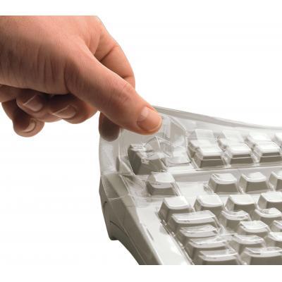 Cherry toetsenbord accessoire: WetEx - Zwart