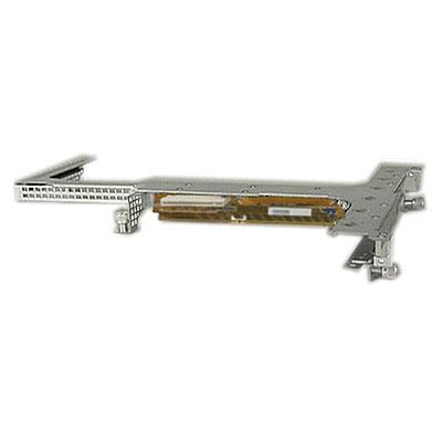 Hewlett Packard Enterprise PCI-X riser board kit - Full Lenght (FL), 1U form factor Slot .....