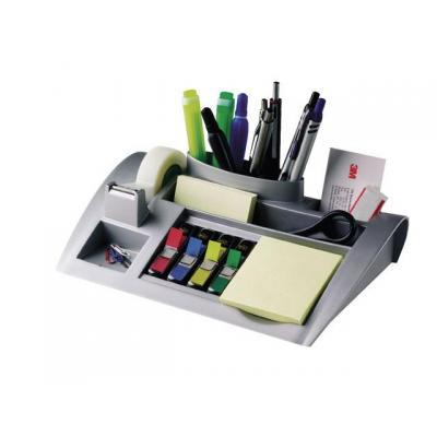 Post-it brievenbak: Bureauorganizer C50 zilver