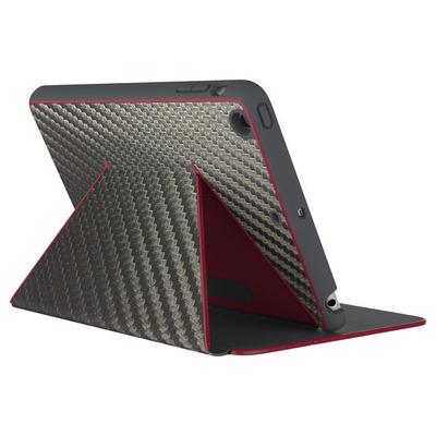 Speck DuraFolio Luxury Edition Tablet case - Zwart, Grijs, Rood