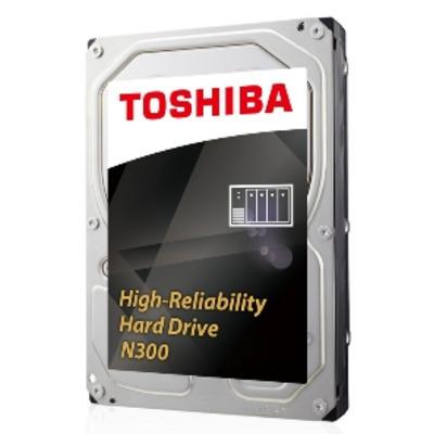 Toshiba N300 8TB Interne harde schijf