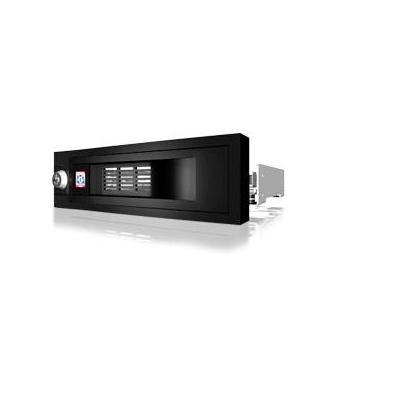 "RaidSonic Mobil Rack for 8.89 cm (3.5 "") SATA HDDs Behuizing"