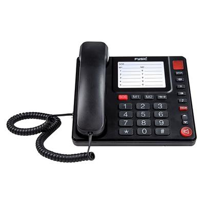 Fysic FX-3920, Senioren telefoon, Extra grote (verlichte) toetsen, Telefoonboek met 30 geheugens dect telefoon - .....