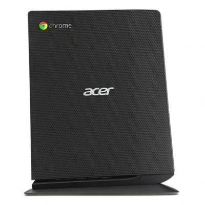Acer pc: Chromebox CXV2 - Zwart